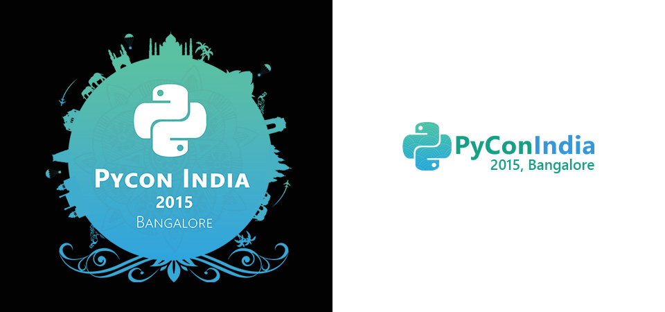 Branding and Concept for Pycon 2015-1