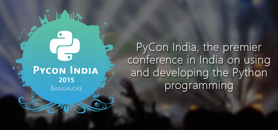 Branding and Concept for Pycon 2015-3