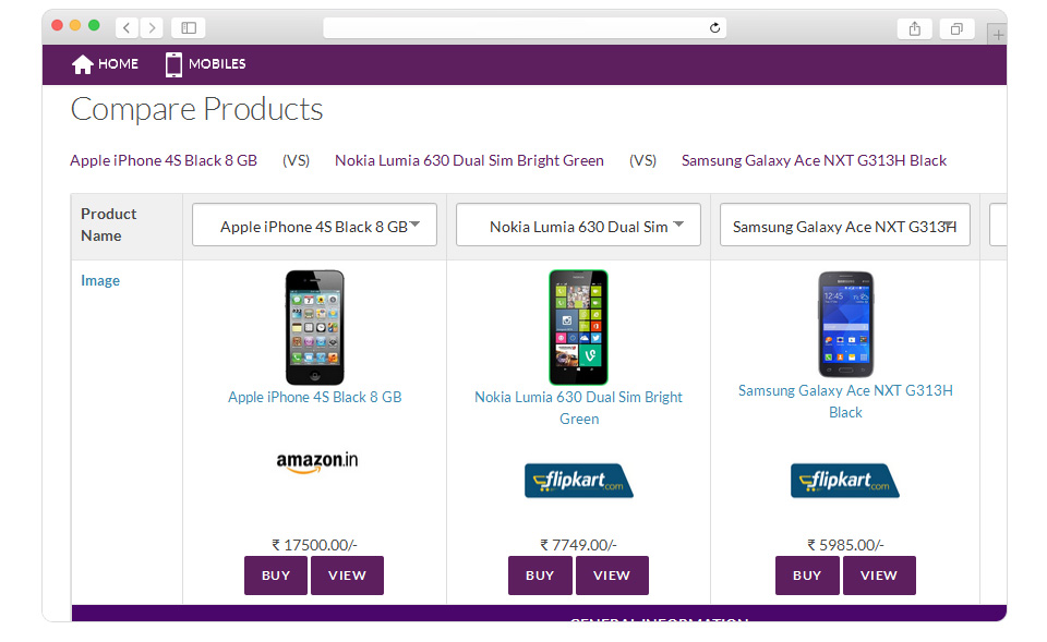 E-commerce app development -4