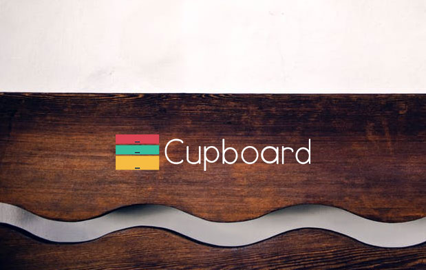 UI, UX & product development of Cupboard