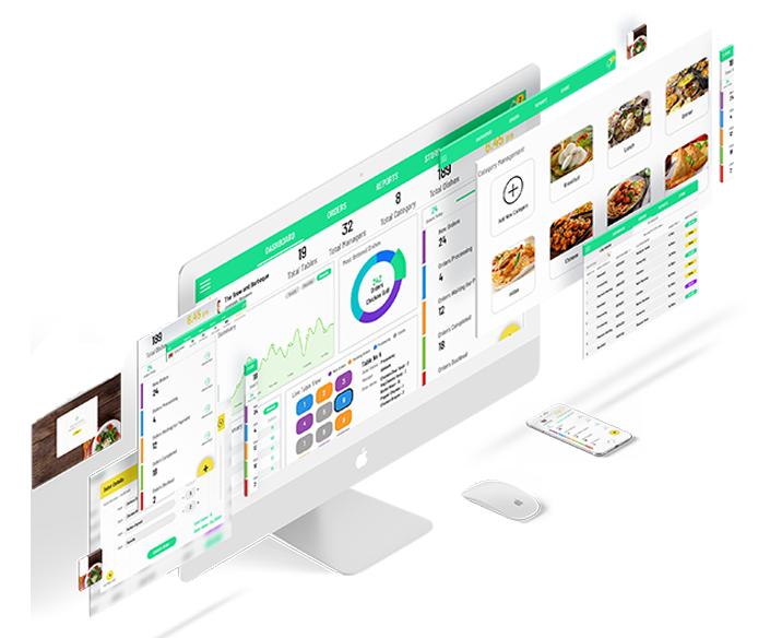 Website Designing & User Interface