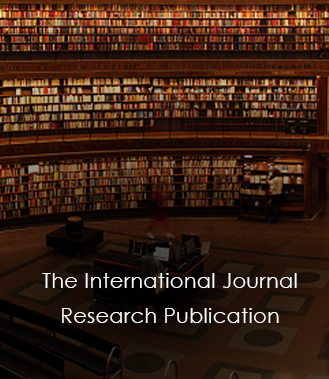 Website design for International Journal