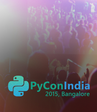 Website design for Pycon India 2015